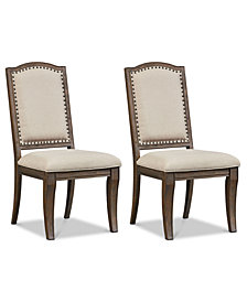 Rylen Side Chair (Set Of 2), Quick Ship