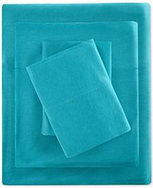 Intelligent Design 3-Pc. Jersey-Knit Twin Sheet Set