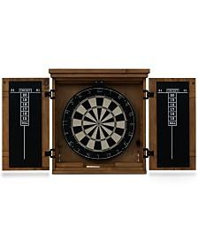 Gateway Dart Board Cabinet Set, Quick Ship