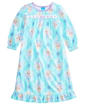 Frozen Elsa-Print Nightgown,...