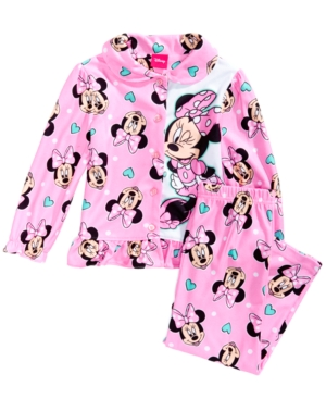 Minnie Mouse 2Pc Pajama Set Toddler Girls (2T5T)