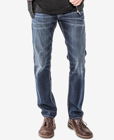 Mens Allan Slim Silver Jeans Co gDqX6YF