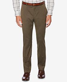 Perry Ellis Men's Classic-Fit Textured Pants