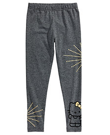 Hello Kitty Toddler Girls Starburst Leggings