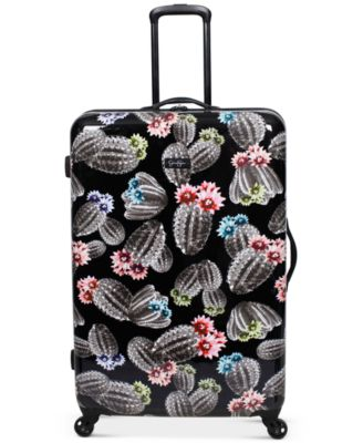 "Cactus Printed 29"" Hardside Spinner Suitcase"