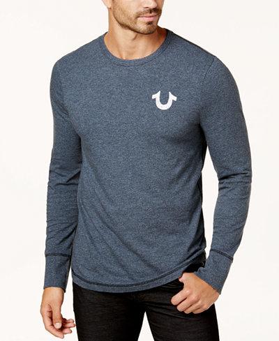 True Religion Men's Logo Sweater
