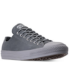 Converse Men's Chuck Taylor All Star Leather Ox Casual Sneakers from Finish Line