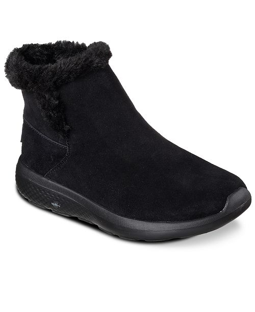 54c6b030dbb7 Skechers Women s On The GO  City 2 - Bundle Boots from Finish Line ...
