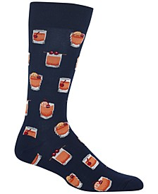 Men's Socks, Old Fashioned