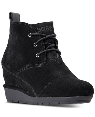 Skechers Women's Bobs High Peaks Ankle Boots from Finish