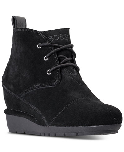 Skechers Women S Bobs High Peaks Ankle Boots From Finish