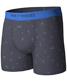 Pair of Thieves Men's Printed Boxer Briefs