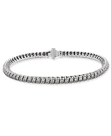 Diamond Tennis Bracelet (7 ct. t.w.) in 14k White Gold