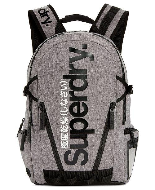 Superdry Men s Gel Tarp Backpack - Bags   Backpacks - Men - Macy s 64c57506c93f7