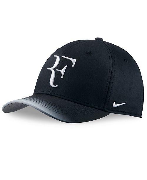 Nike Men s AeroBill RF Tennis Hat - Hats 598d49b5714