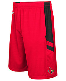 Colosseum Men's Louisville Cardinals Setter Shorts