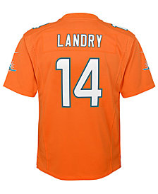 Nike Jarvis Landry Miami Dolphins Color Rush Jersey, Little Boys (4-7)