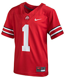 Nike Ohio State Buckeyes Replica Football Game Jersey, Toddler Boys