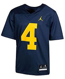 Nike Michigan Wolverines Replica Football Game Jersey, Toddler Boys