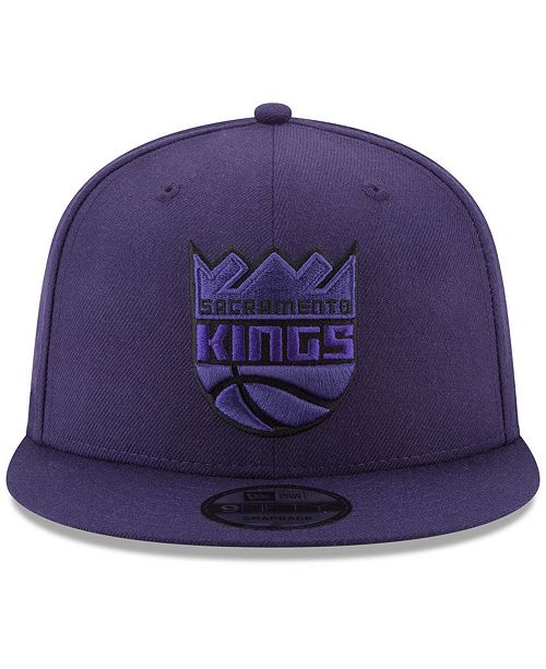 official photos 6ca3e f0e52 ... New Era Sacramento Kings All Colors 9FIFTY Snapback Cap ...