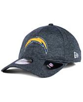 huge discount 8de46 fc0f6 New Era Los Angeles Chargers Shadow Tech 39THIRTY Cap