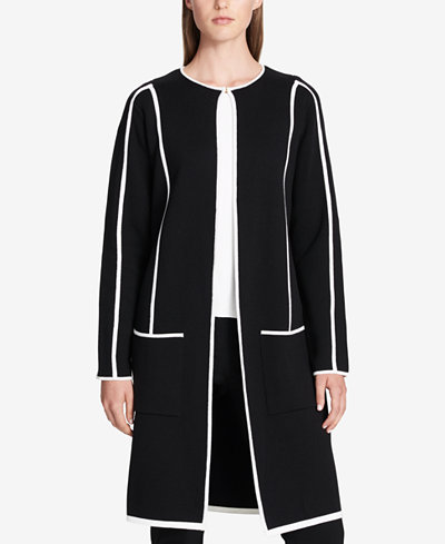 Calvin Klein Piped Topper Jacket