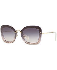 Miu Miu Sunglasses, MU 02TS