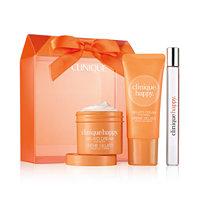 Clinique 3-Pc. Happy Treats Gift Set + Face Cream