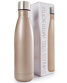 twelveNYC 25-oz. Stainless Steel Water Bottle