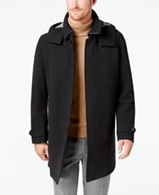 Lauren Ralph Lauren Men's Lansing Overcoat with Removable Hood