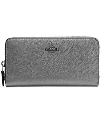 Coach Accordion Zip Wallet UxfRPdZjE
