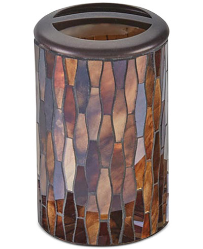 Autumn Mosaic Toothbrush Holder, Created for Macy's