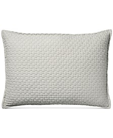 Speckle Quilted King Sham