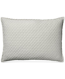 Hotel Collection Speckle Quilted Standard Sham