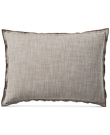Hotel Collection Pebble Diamond Quilted King Sham