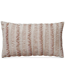 "Hotel Collection Speckle 14"" x 24"" Decorative Pillow"