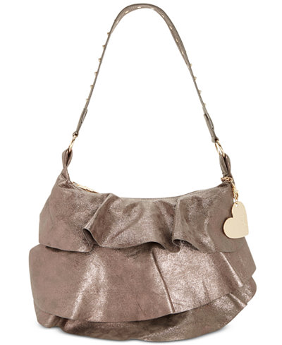 Betsey Johnson Just For the Frill Of It Large Hobo