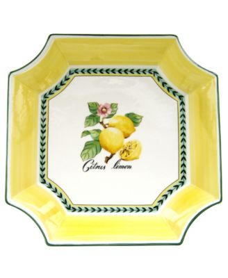 Dinnerware, French Garden Square Bowl