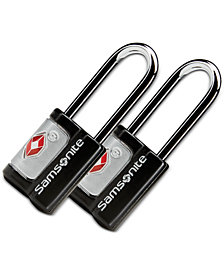 Samsonite 2-Pk. Key Locks