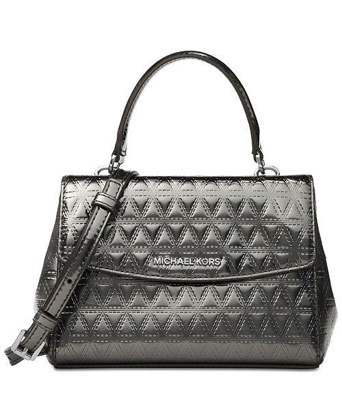 cb83cec1e1b9 Michael Kors Ava Mini Crossbody & Reviews - Handbags & Accessories ...