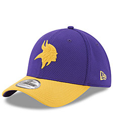 New Era Minnesota Vikings Logo Surge 39THIRTY Cap