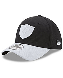 New Era Oakland Raiders Logo Surge 39THIRTY Cap