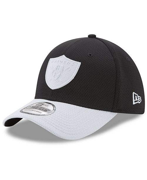quality design 09722 bdad4 ... denmark new era oakland raiders logo surge 39thirty cap 06a65 75ca7