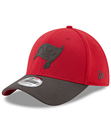 huge discount 1e5e6 ffe09 New Era Tampa Bay Buccaneers Logo Surge 39THIRTY Cap