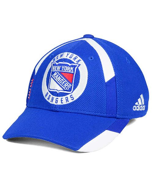 6b1e8f5645f adidas New York Rangers Practice Jersey Hook Cap   Reviews ...