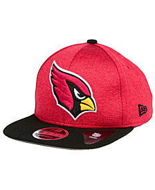 New Era Arizona Cardinals Heather Huge 9FIFTY Snapback Cap