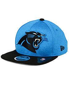 New Era Carolina Panthers Heather Huge 9FIFTY Snapback Cap