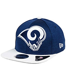 New Era Los Angeles Rams Heather Huge 9FIFTY Snapback Cap