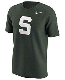 Nike Men's Michigan State Spartans Alternate Logo T-Shirt