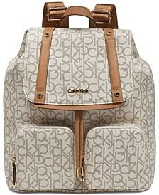 Hudson Cargo Signature Backpack